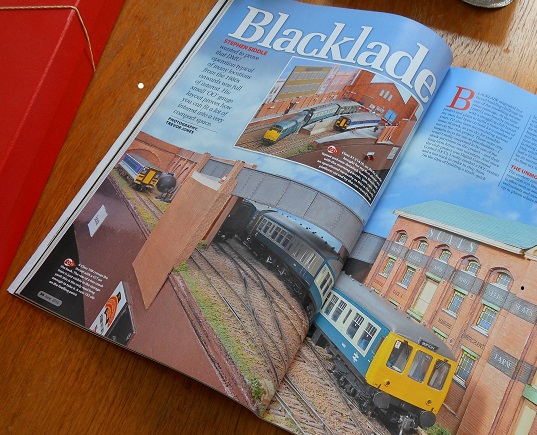 Blacklade Hornby Mag May 16 small
