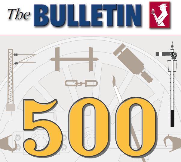 Bulletin 500 a